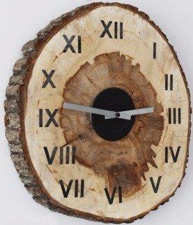 Деревянные настенные часы своими руками