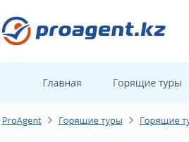 Туристическая компания ProAgent